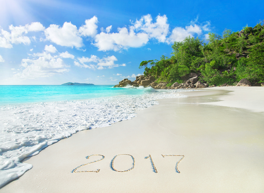 What would be your ideal year in 2017