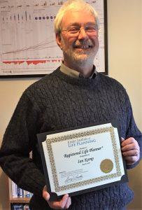 Ian Kemp - Registered Life Planner